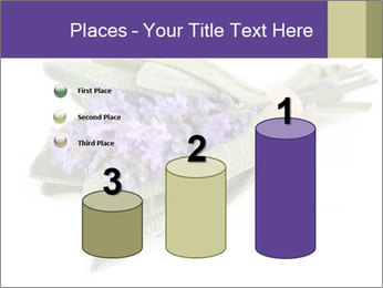 Lavender and sage PowerPoint Template - Slide 65