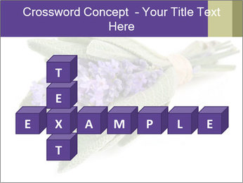 Lavender and sage PowerPoint Template - Slide 82