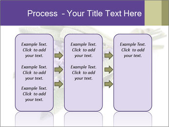 Lavender and sage PowerPoint Template - Slide 86