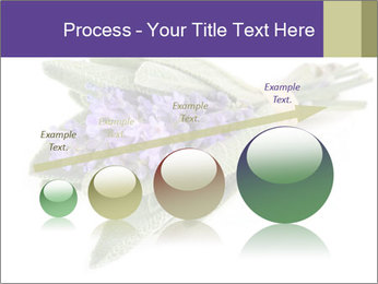 Lavender and sage PowerPoint Template - Slide 87
