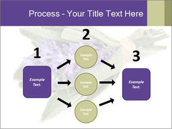 Lavender and sage PowerPoint Template - Slide 92