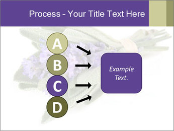 Lavender and sage PowerPoint Template - Slide 94