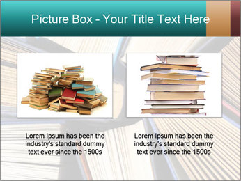 Thick Books PowerPoint Templates - Slide 18