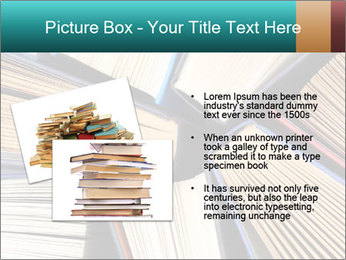 Thick Books PowerPoint Templates - Slide 20