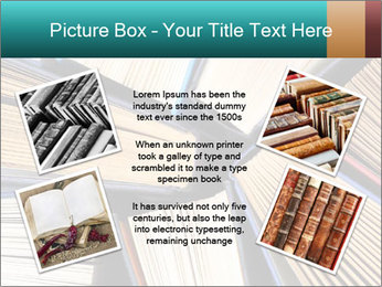 Thick Books PowerPoint Templates - Slide 24