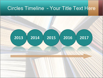 Thick Books PowerPoint Templates - Slide 29