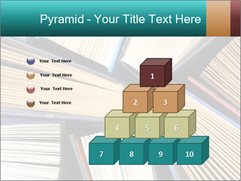 Thick Books PowerPoint Templates - Slide 31