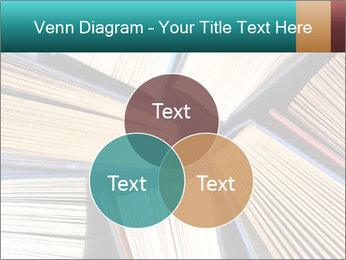 Thick Books PowerPoint Templates - Slide 33