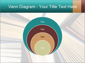 Thick Books PowerPoint Templates - Slide 34