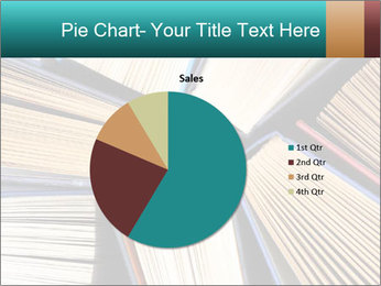 Thick Books PowerPoint Templates - Slide 36