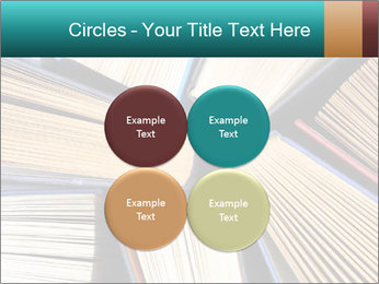 Thick Books PowerPoint Templates - Slide 38
