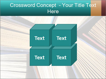 Thick Books PowerPoint Templates - Slide 39