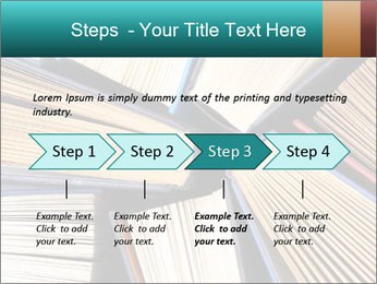 Thick Books PowerPoint Templates - Slide 4