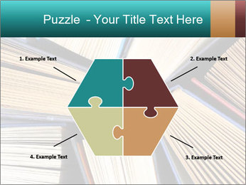 Thick Books PowerPoint Templates - Slide 40