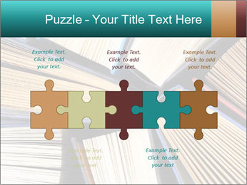 Thick Books PowerPoint Templates - Slide 41