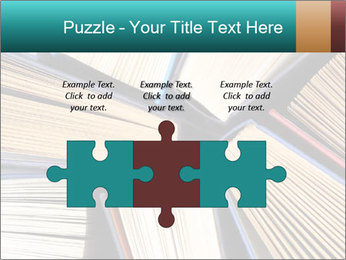 Thick Books PowerPoint Templates - Slide 42