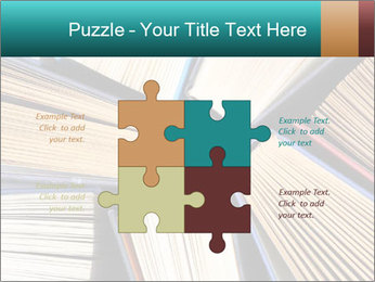 Thick Books PowerPoint Templates - Slide 43