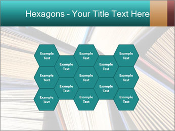 Thick Books PowerPoint Templates - Slide 44