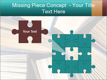 Thick Books PowerPoint Templates - Slide 45