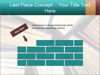 Thick Books PowerPoint Templates - Slide 46