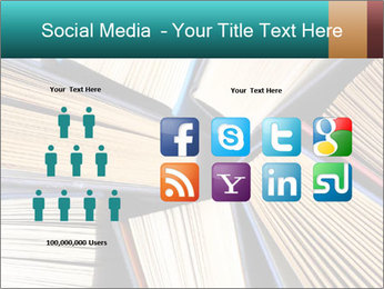 Thick Books PowerPoint Templates - Slide 5