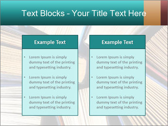 Thick Books PowerPoint Templates - Slide 57