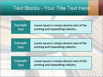Thick Books PowerPoint Templates - Slide 58