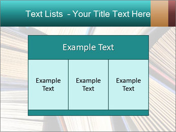 Thick Books PowerPoint Templates - Slide 59