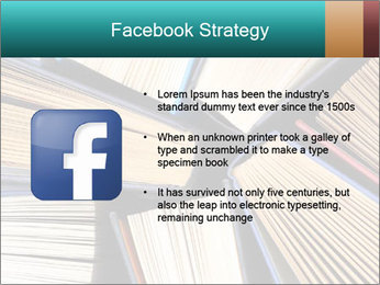 Thick Books PowerPoint Templates - Slide 6