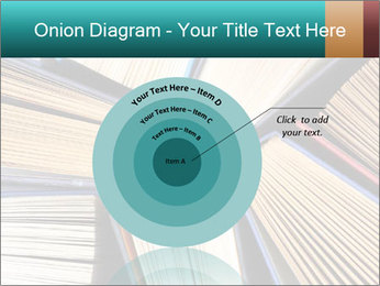 Thick Books PowerPoint Templates - Slide 61