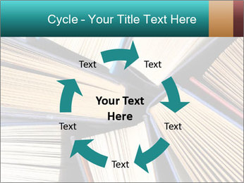 Thick Books PowerPoint Templates - Slide 62