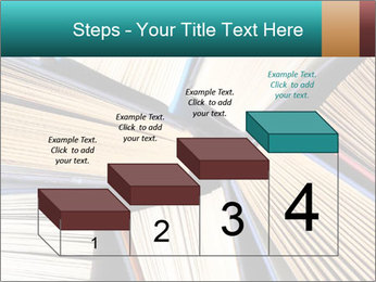 Thick Books PowerPoint Templates - Slide 64