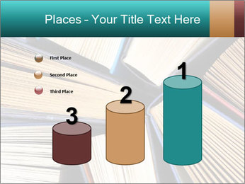 Thick Books PowerPoint Templates - Slide 65