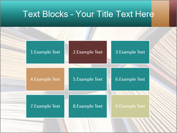 Thick Books PowerPoint Templates - Slide 68