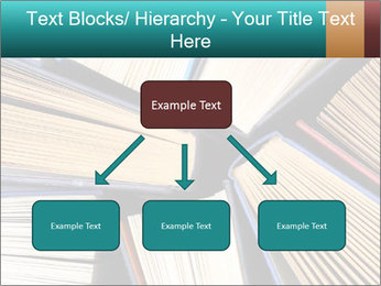 Thick Books PowerPoint Templates - Slide 69