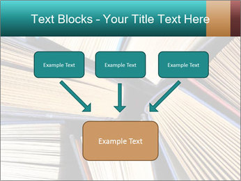 Thick Books PowerPoint Templates - Slide 70