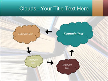 Thick Books PowerPoint Templates - Slide 72