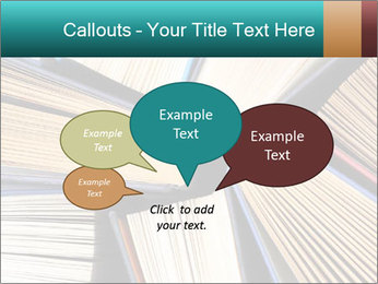Thick Books PowerPoint Templates - Slide 73
