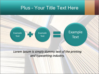Thick Books PowerPoint Templates - Slide 75