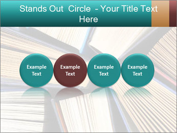 Thick Books PowerPoint Templates - Slide 76