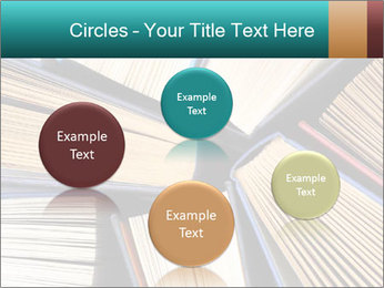 Thick Books PowerPoint Templates - Slide 77