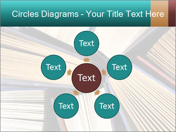 Thick Books PowerPoint Templates - Slide 78