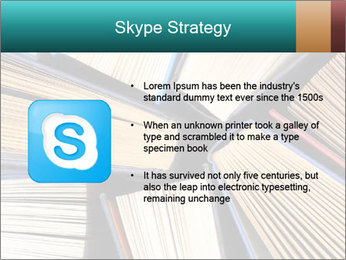 Thick Books PowerPoint Templates - Slide 8