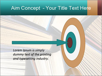 Thick Books PowerPoint Templates - Slide 83