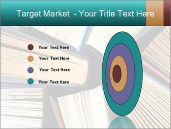 Thick Books PowerPoint Templates - Slide 84