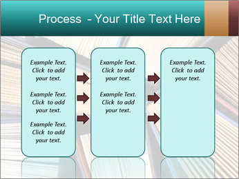 Thick Books PowerPoint Templates - Slide 86