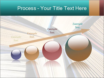 Thick Books PowerPoint Templates - Slide 87