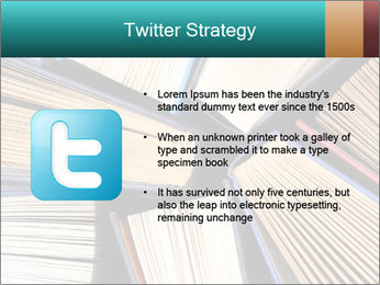 Thick Books PowerPoint Templates - Slide 9