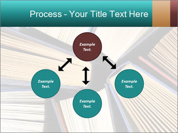 Thick Books PowerPoint Templates - Slide 91