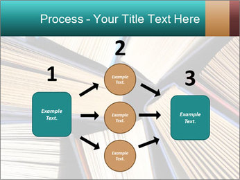 Thick Books PowerPoint Templates - Slide 92